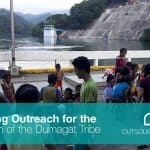 Feeding Outreach for the Children of the Dumagat Tribe