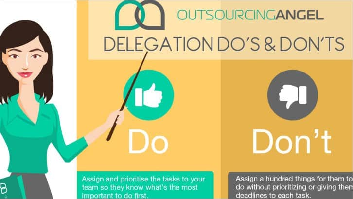 8 Do's & Don'ts when delegating tasks to your VA