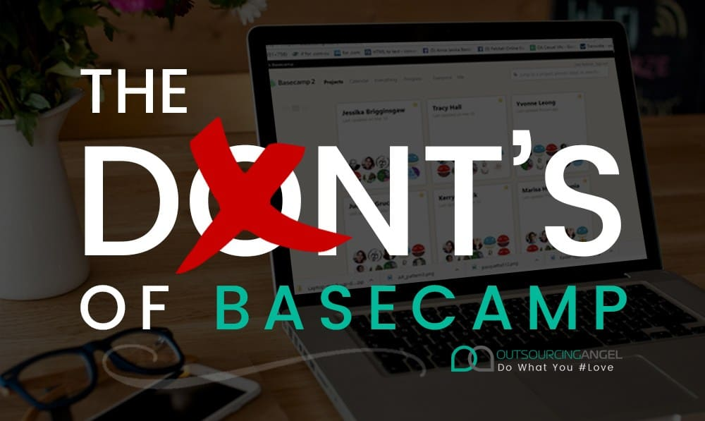 THE DON'Ts OF BASECAMP