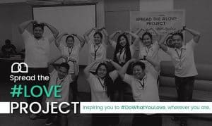Spread the Love Charity Project By Outsourcing Angel