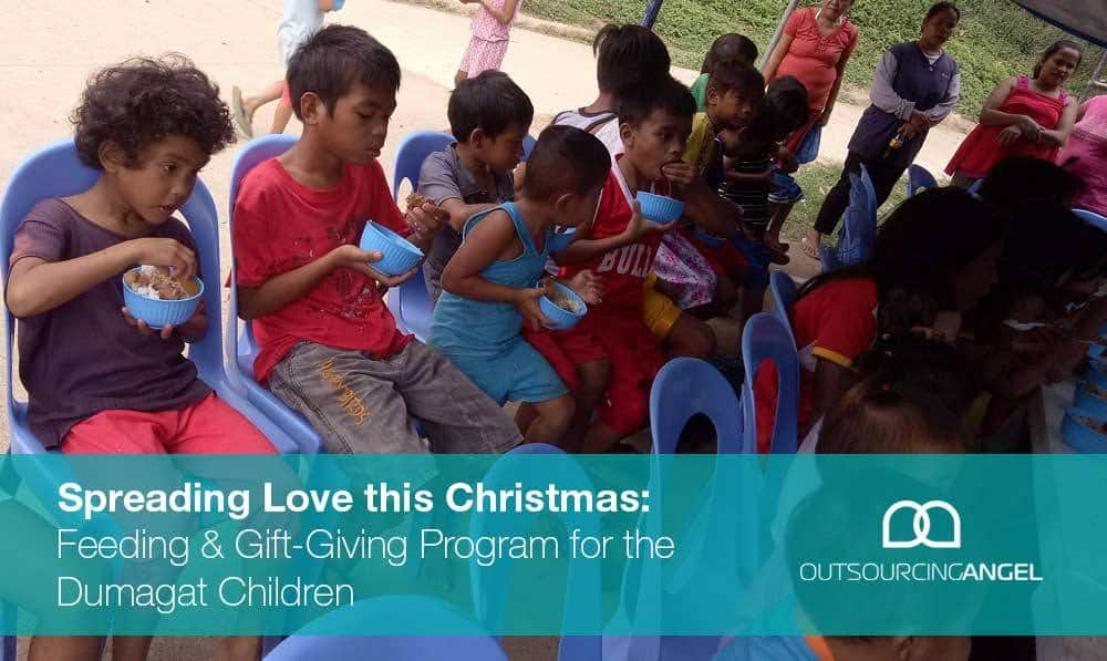 Spreading Love this Christmas: Feeding & Gift-Giving Program for the Dumagat Children