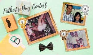 Outsourcing Angel Fathers Day Contest