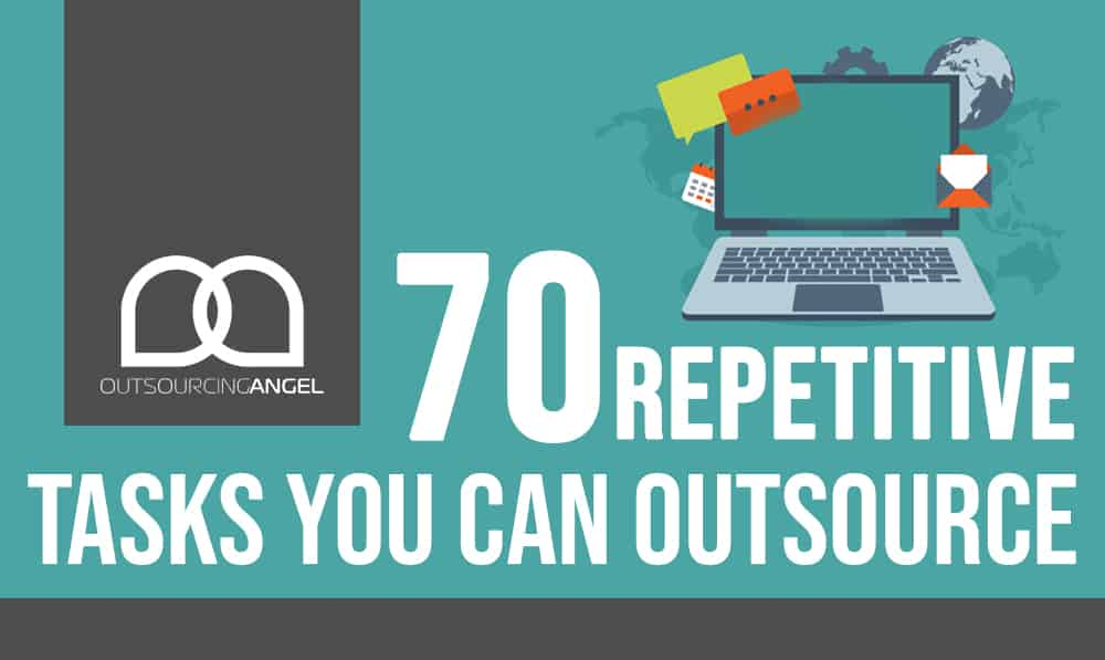 70 Repetitive Tasks You Can Outsource