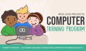 Outsourcing Angel #OALOVEPROJECT: Computer Training Program