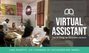 """Virtual Assistant : The """"In Thing"""" for Business Owners!"""