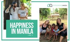 Outsourcing Angel Happiness in Manila