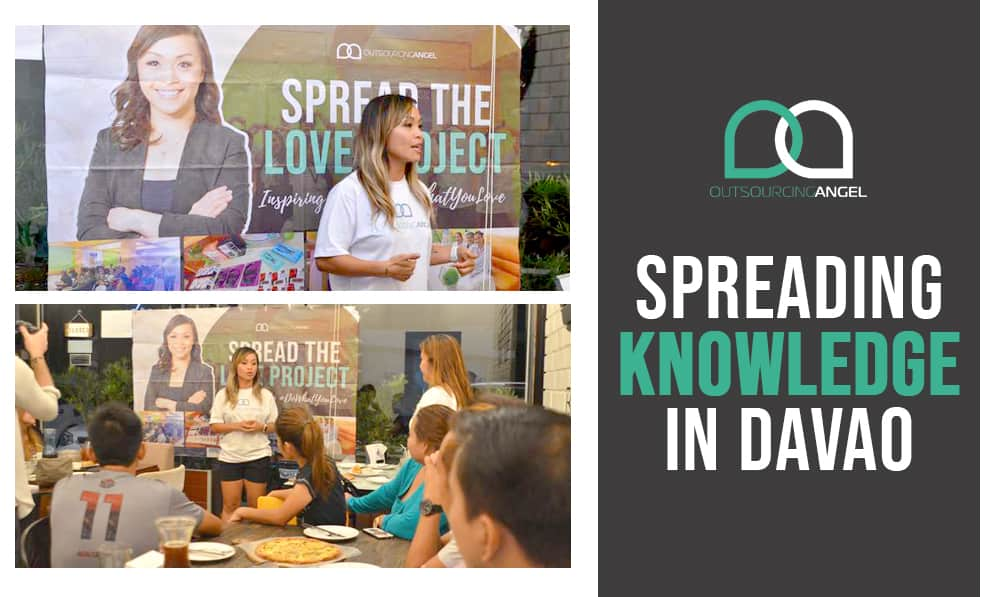 Spreading The Knowledge – Davao