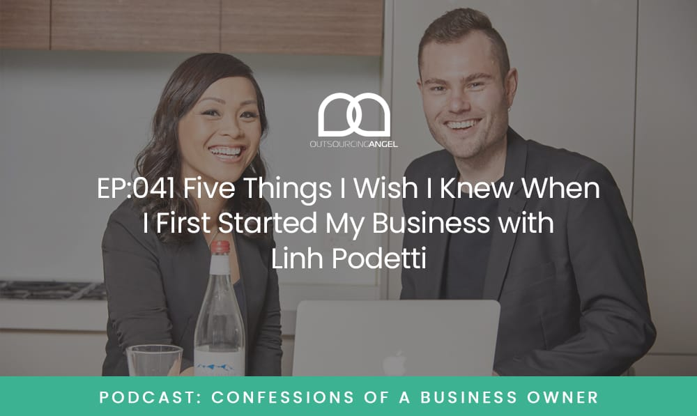 5 Things I Wish I Knew When I First Started My Business