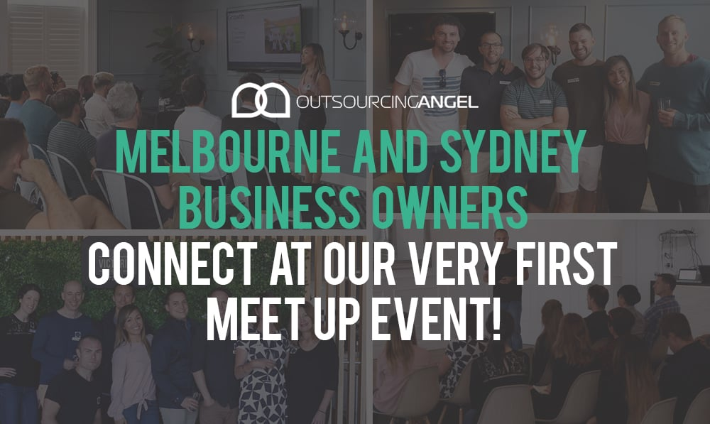 Melbourne And Sydney Business Owners Connect At Our Very First Meetup Event!