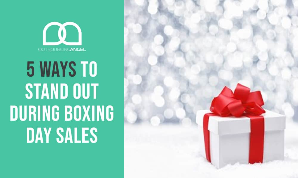5 Ways to Make Your Online Store Stand Out this Boxing Day