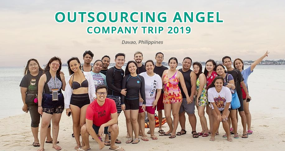 Outsourcing Angel's Company Trip to Davao, Philippines 2019