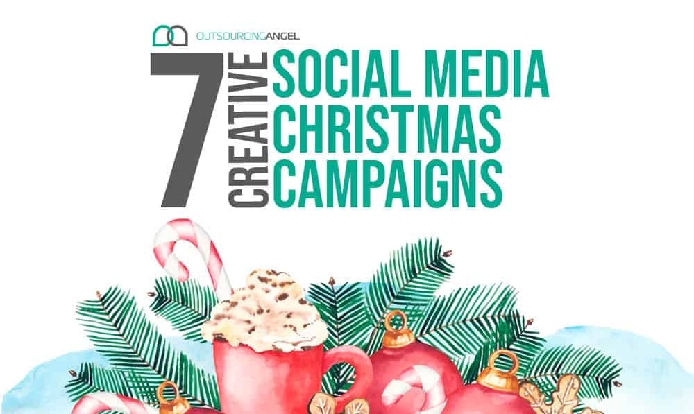 7 Creative Social Media Christmas Campaigns