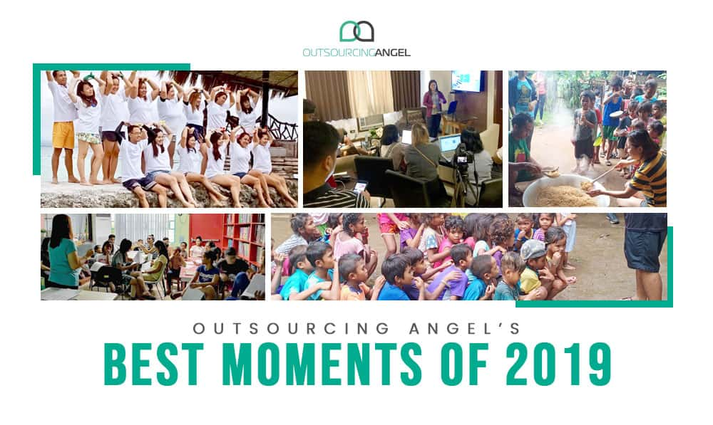 Outsourcing Angel's Best Moments of 2019