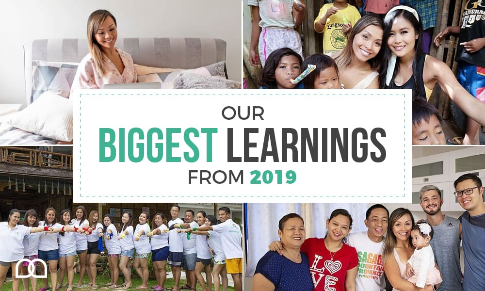Our Top 5 Biggest Learnings for 2019
