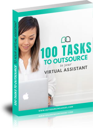 100 Tasks To Outsource To Your Virtual Assistant