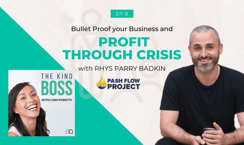 Peak Performance Coaching for Entrepreneurs with Rhys Parry Badkin | The Kind Boss Ep#8