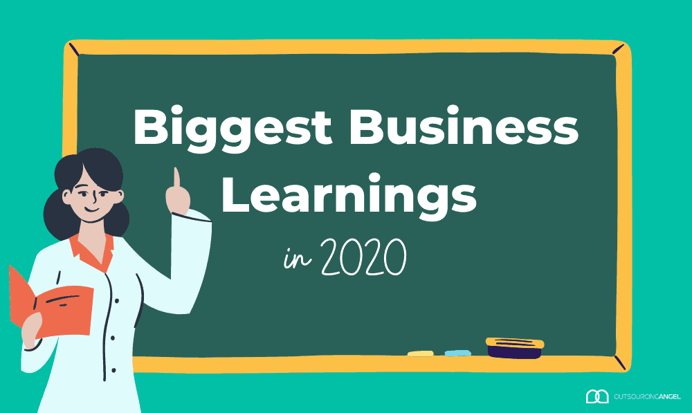 Biggest Business Learnings in 2020