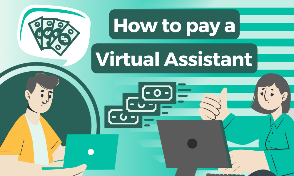 Guide on how to pay a Virtual Assistant  from the Philippines